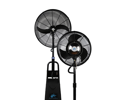 Mistercool Misting Fans and Industrial Fans - Free Delivery